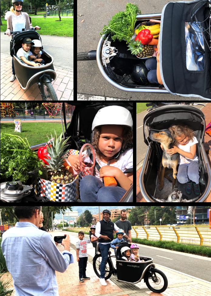 Bogbi Cargo Bike The Best Family Cargo Bike Indiegogo Cargo