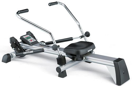 Kettler favorit rowing machine review by garage gym fitness
