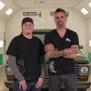 Discovery Channel Show Fast N Loud To Feature Valspar Paint Products Body Shop Business Gas Monkey Gas Monkey Garage Richard Rawlings