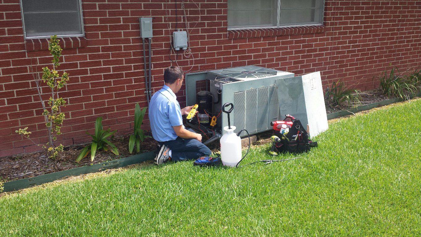 Ac Repair Queen Creek Az Provides Maintenance Repair Services To