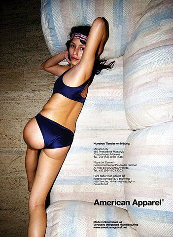 american apparel porno