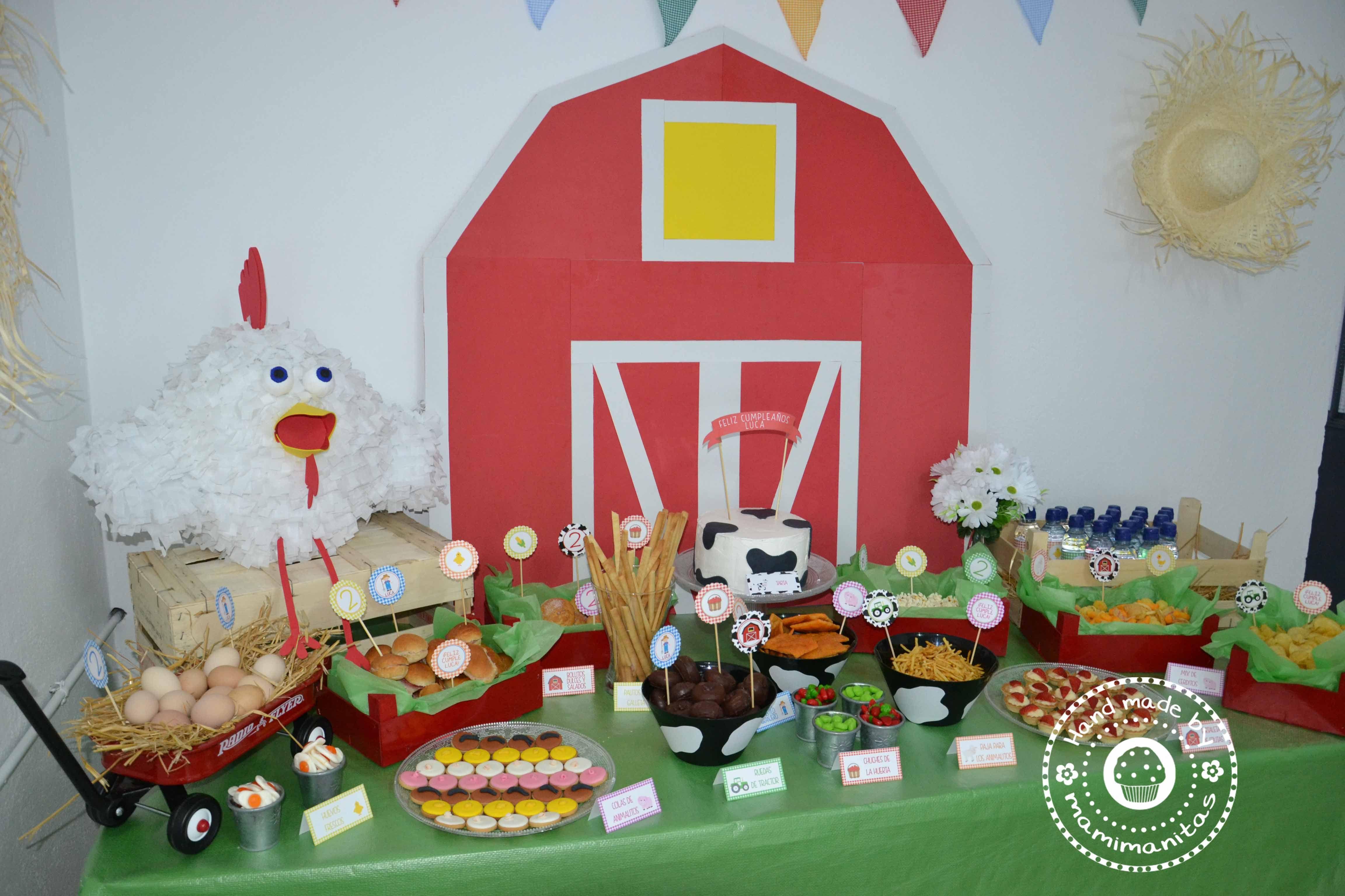 Tarjetas De Cumpleaños La Granja Para Regalar 9 en HD Gratis Cumpleaños infantiles Fiesta de