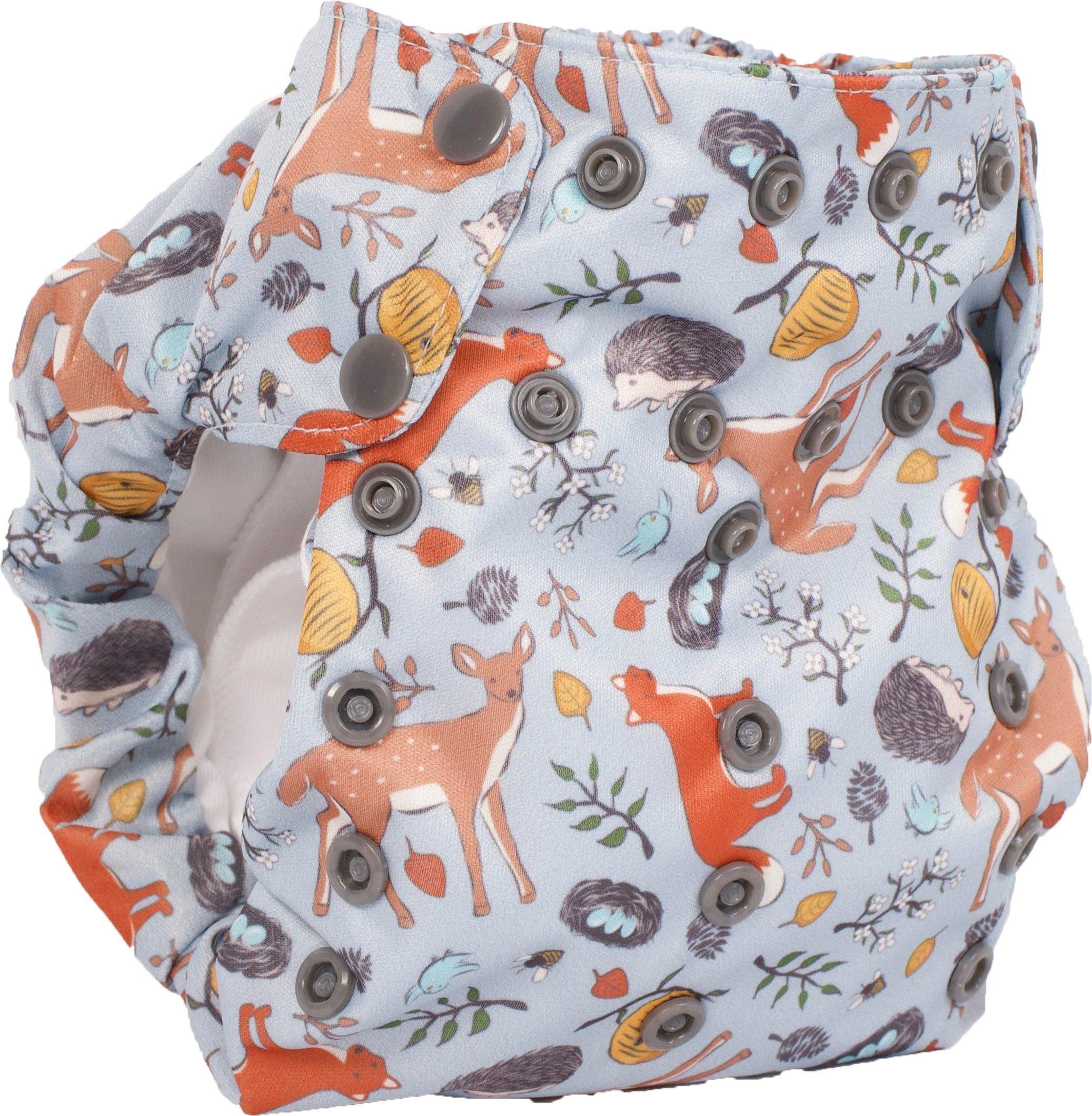 Smart Bottoms Dream Diaper 2.0 No Prep Organic Cloth Diaper