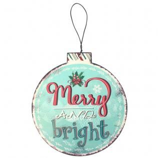 wholesale large merry bright bauble something different
