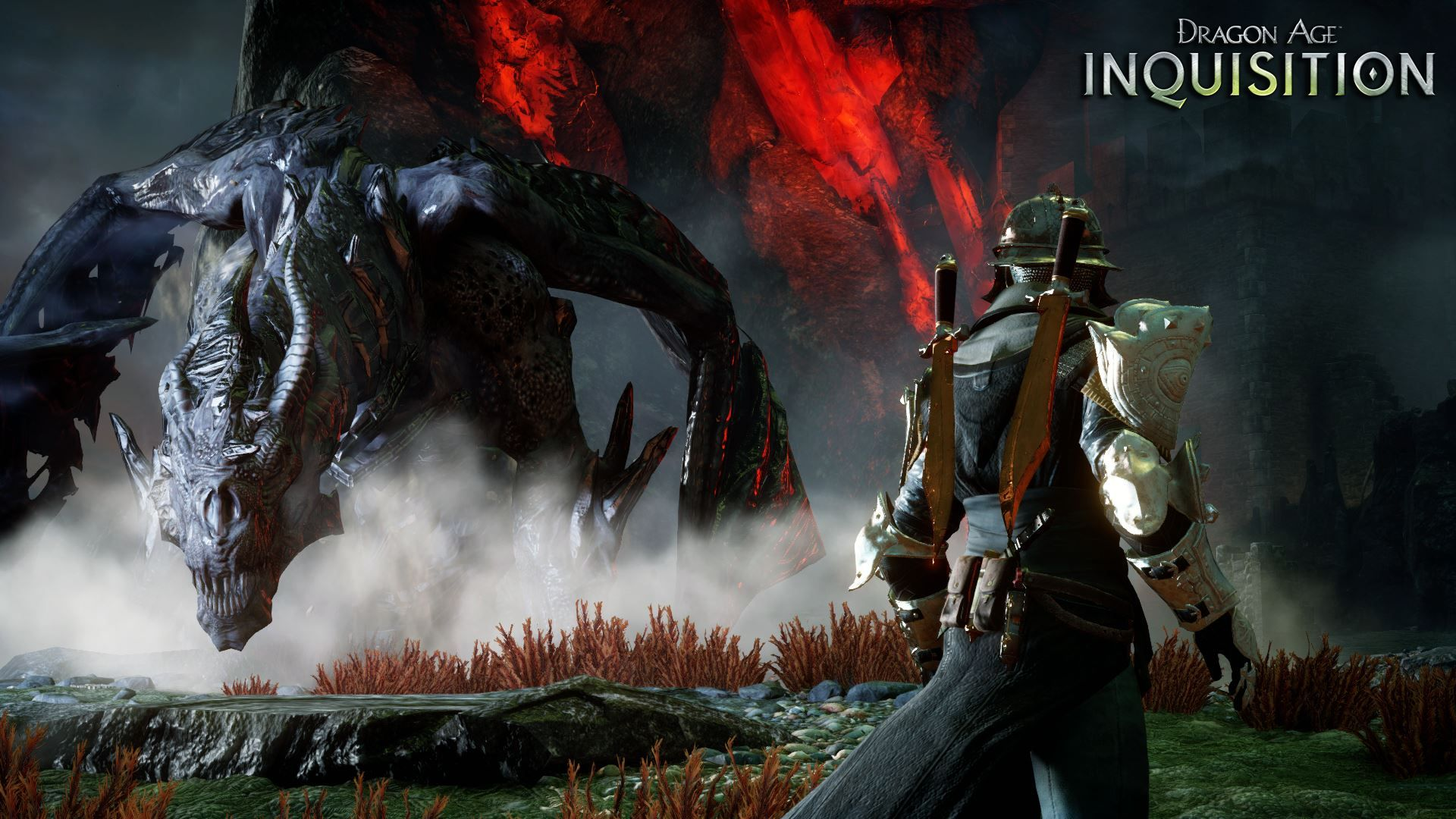 New Dragon Age Inquisition Screens For Your Desktop Dragon Age Dragon Age Origins Dragon Age 4