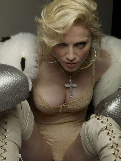 Madonna Hard Candy 2008