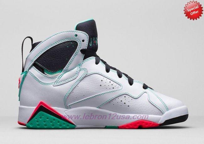 ba4eaa08b9e ... air jordan 7 retro white green verde 705417 138 mens for wholesale