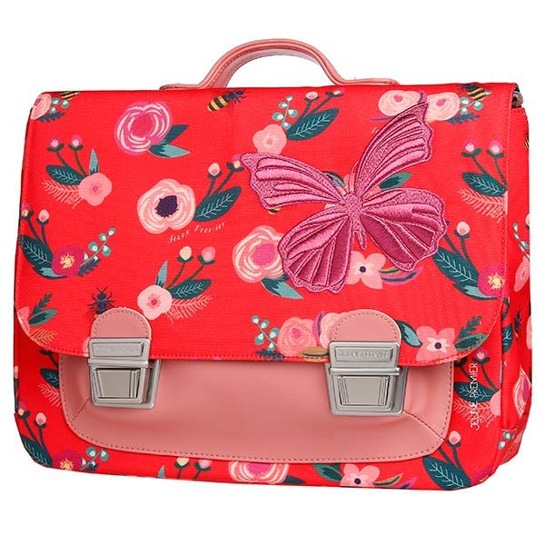 c00357d897a Jeune Premier - boekentas - schooltas - it bag Midi Flower Bee #schoolbag  #cartable