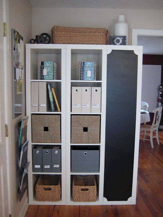 The Ikea Unit Didn T Fit But Instead Of Returning It They Had The Most Creative Solution With Impressive Results World Inside Pictures Ikea Expedit Shelf Ikea Expedit Ikea Lack Shelves