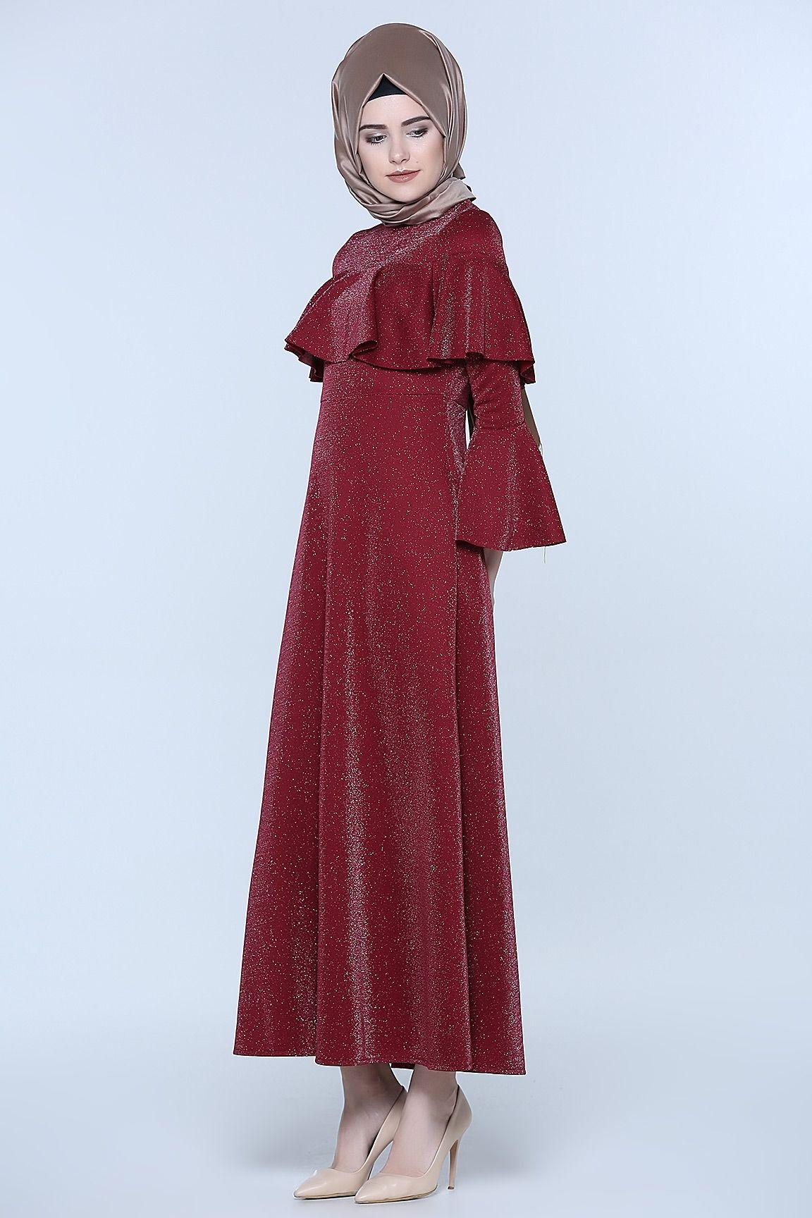 Https Www Tesetturelbisesi Com En Sik Tozlu Com Tesettur Abiye Elbise Modelleri Gunumuzde Muhafazakar Kadinlarin Tercih Et Fashion Pakistani Fashion Dresses