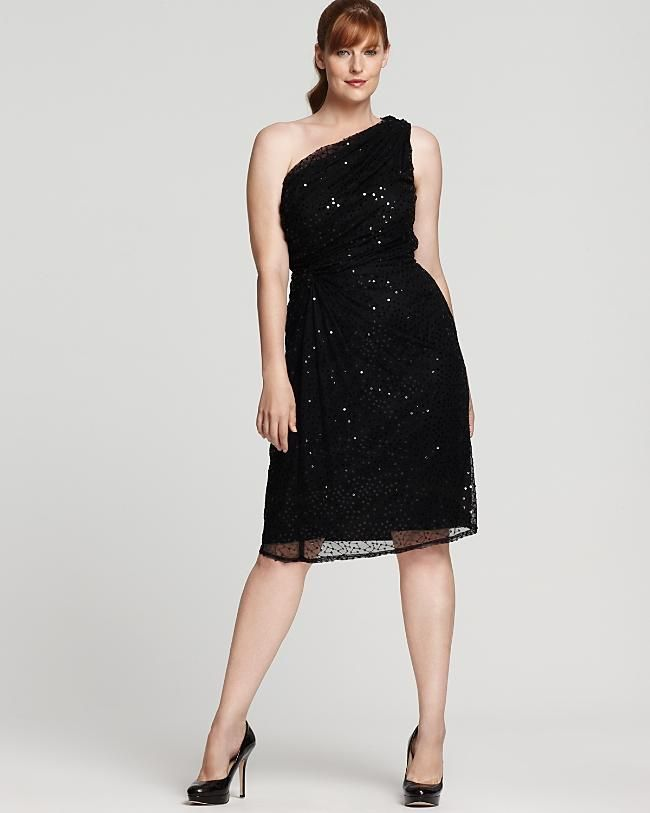 plus size cocktail dresses designer