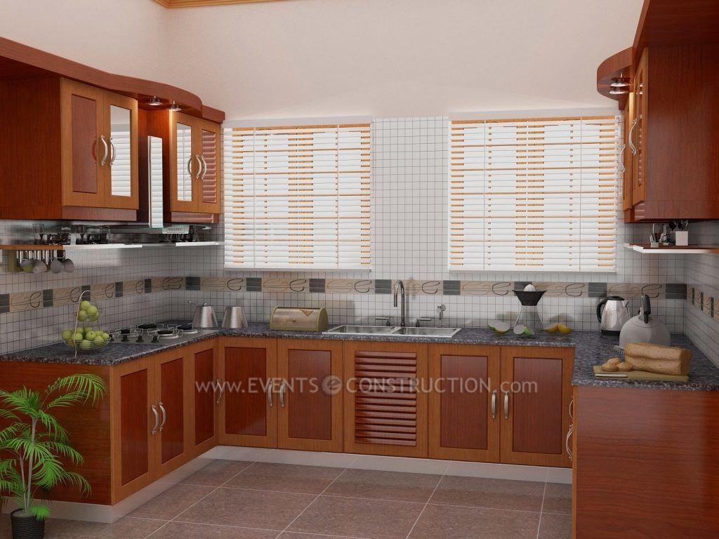 9 Kitchen Designs Kerala Style İdeas   Kitchen cupboard designs ...