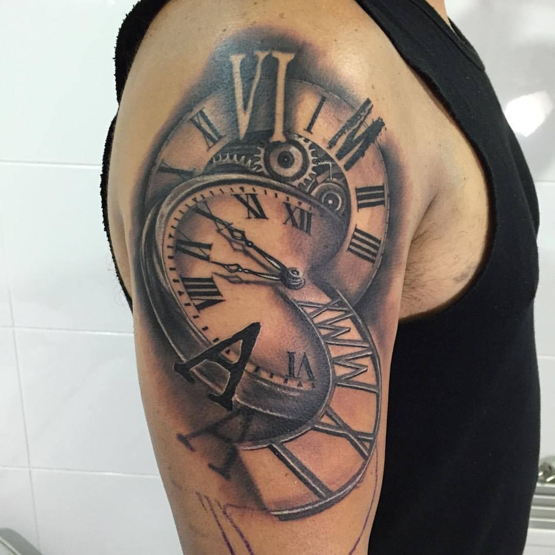 27++ Stunning Time tattoo ideas for guys ideas in 2021