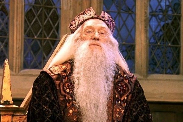 There S A Reason Why The Goblet Of Fire Book Was So Long Richard Harris Harry Potter Facts Harry Potter Characters
