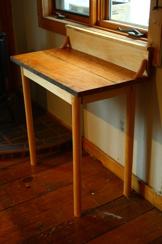 What I Want Love The Cherry Wood Tabletop Peg Joinery And Handcarved Accents Of Legs Top