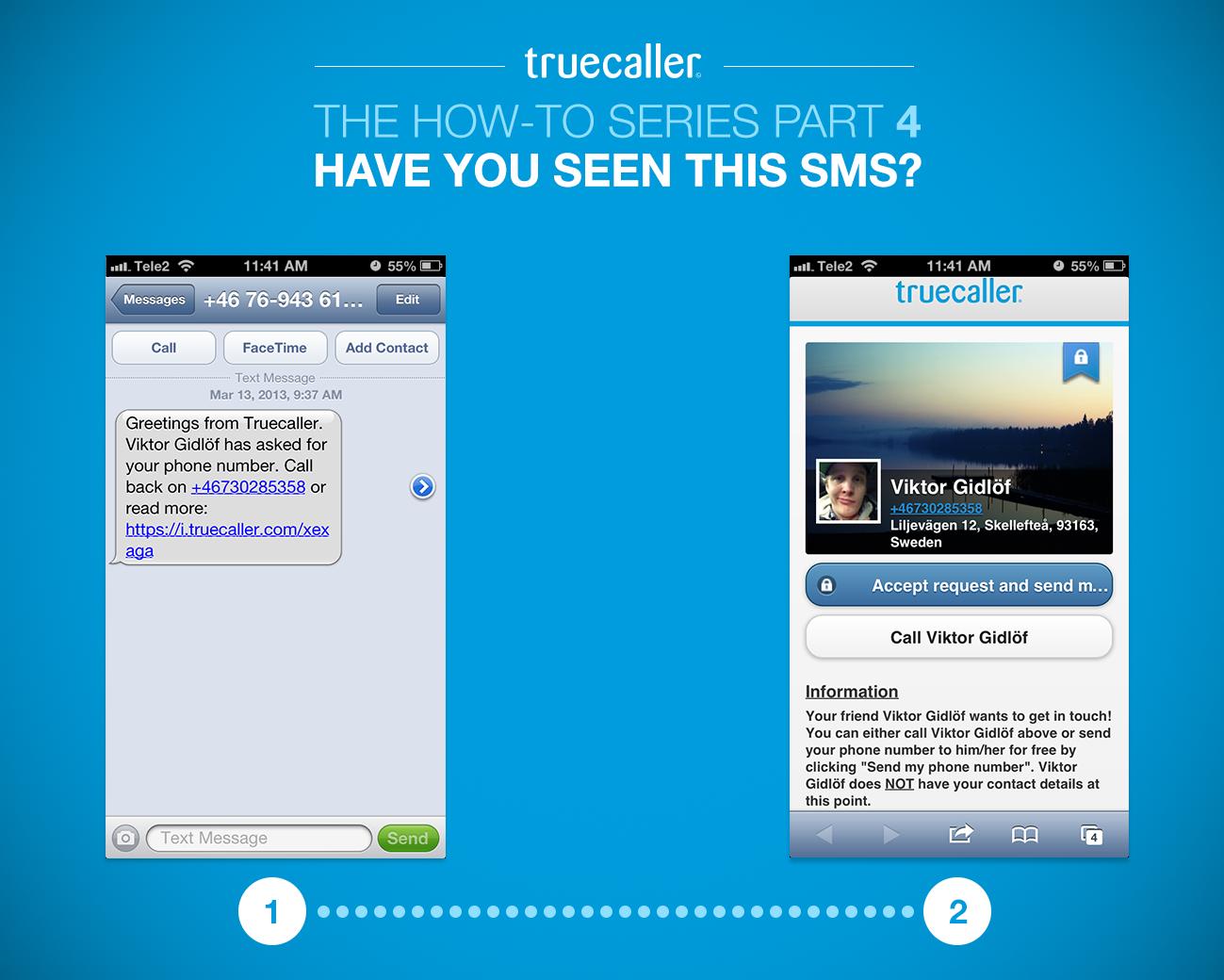 truecaller smartphones mobileapps Facetime