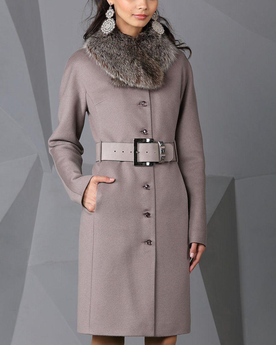 38fcaffb2d2 Пальто с цельнокроеным рукавом. Модный дом Екатерины Смолиной ...