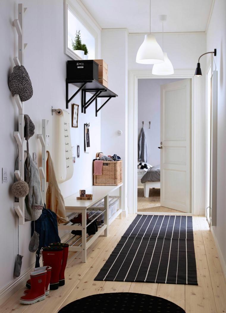 Flur oder Eingangshalle Möbel und Ideen für zeitgenössisches Design ...