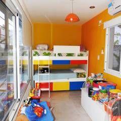 La Cúpula - 2015: Dormitorios infantiles de estilo moderno por Erb Santiago