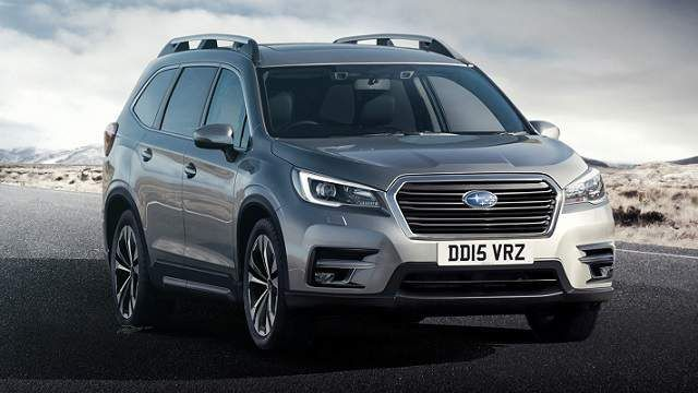2019 Subaru Forester Redesign First Spy Shots Release Date