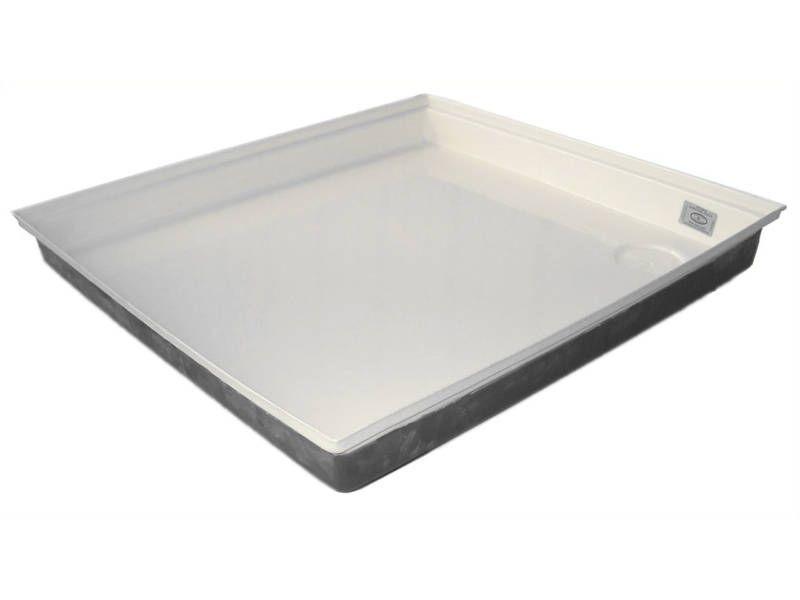 RV Shower Pan Tub Base Floor Camper Bathroom - SP100PW   Camper ...
