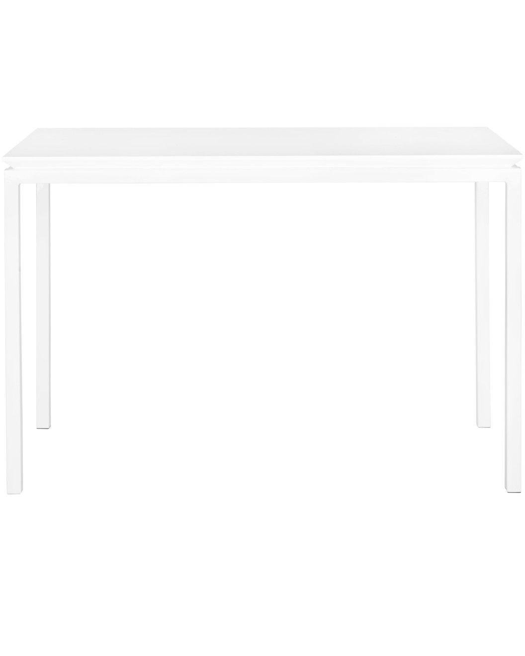 Rue La La Boutiques White Lacquer Desk White Desks Safavieh Furniture