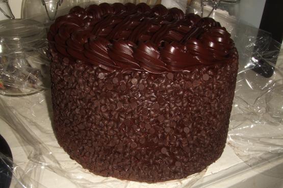Costco Chocolate Fudge Cake Calories