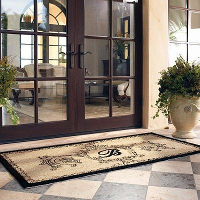 Lisette Outdoor Entry Mat Frontgate By Frontgate 39 00