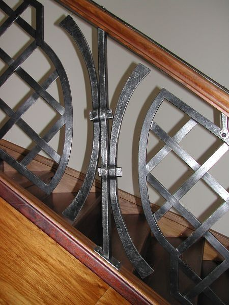 Best Curved Stair Railing Products I Love Pinterest Stair 400 x 300