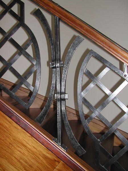 Best Curved Stair Railing Metal Stair Railing Stair Railing 400 x 300