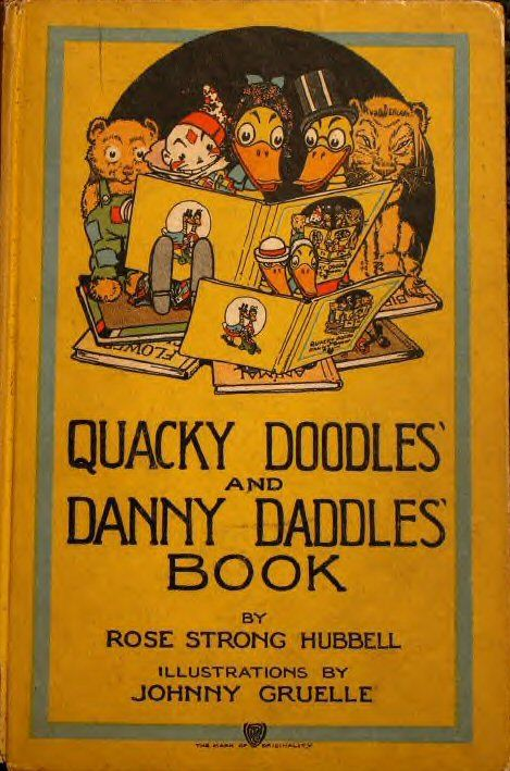 Quacky Doodles And Danny Daddles Book