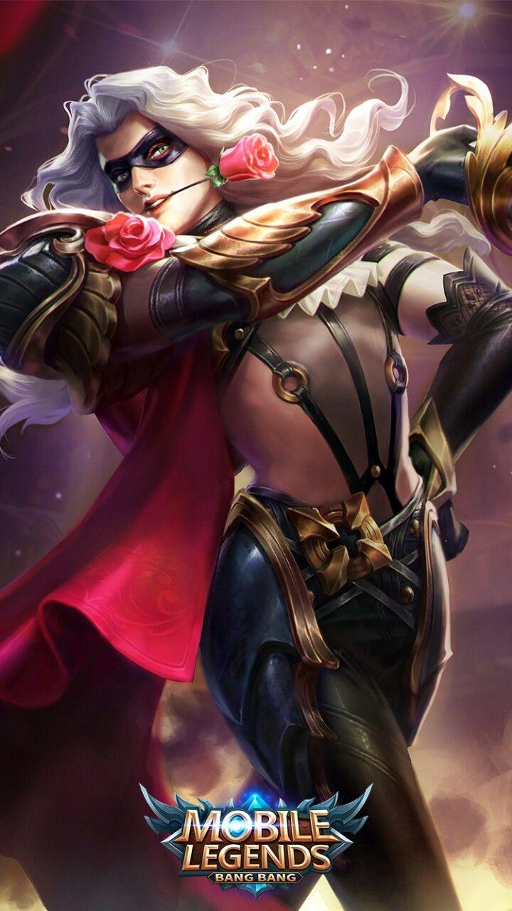 Lancelot Mobile Legends Mobile Legend Wallpaper The Legend Of Heroes Legend Games
