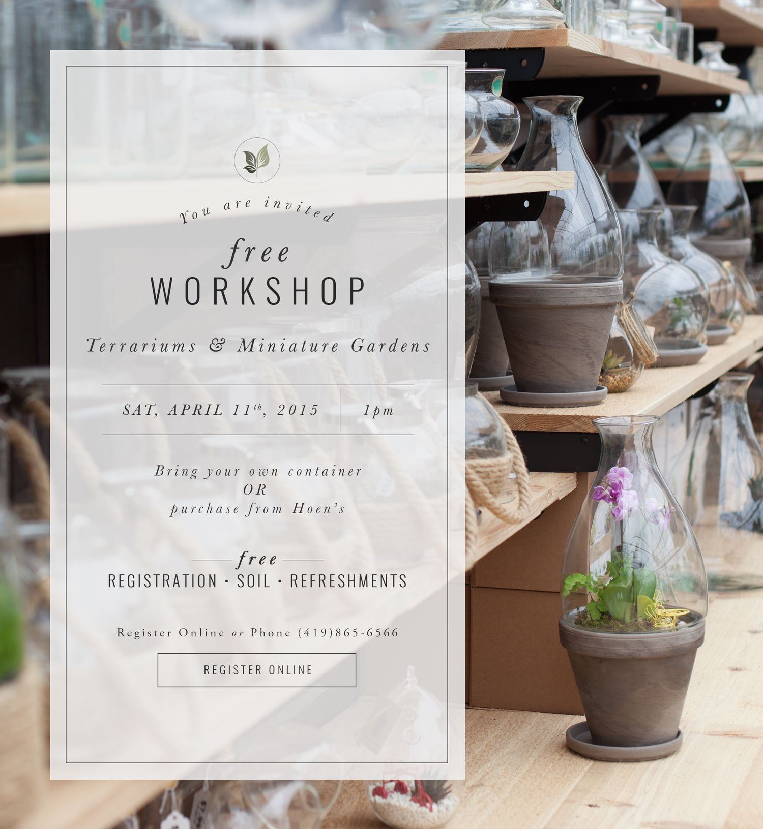 April Workshop
