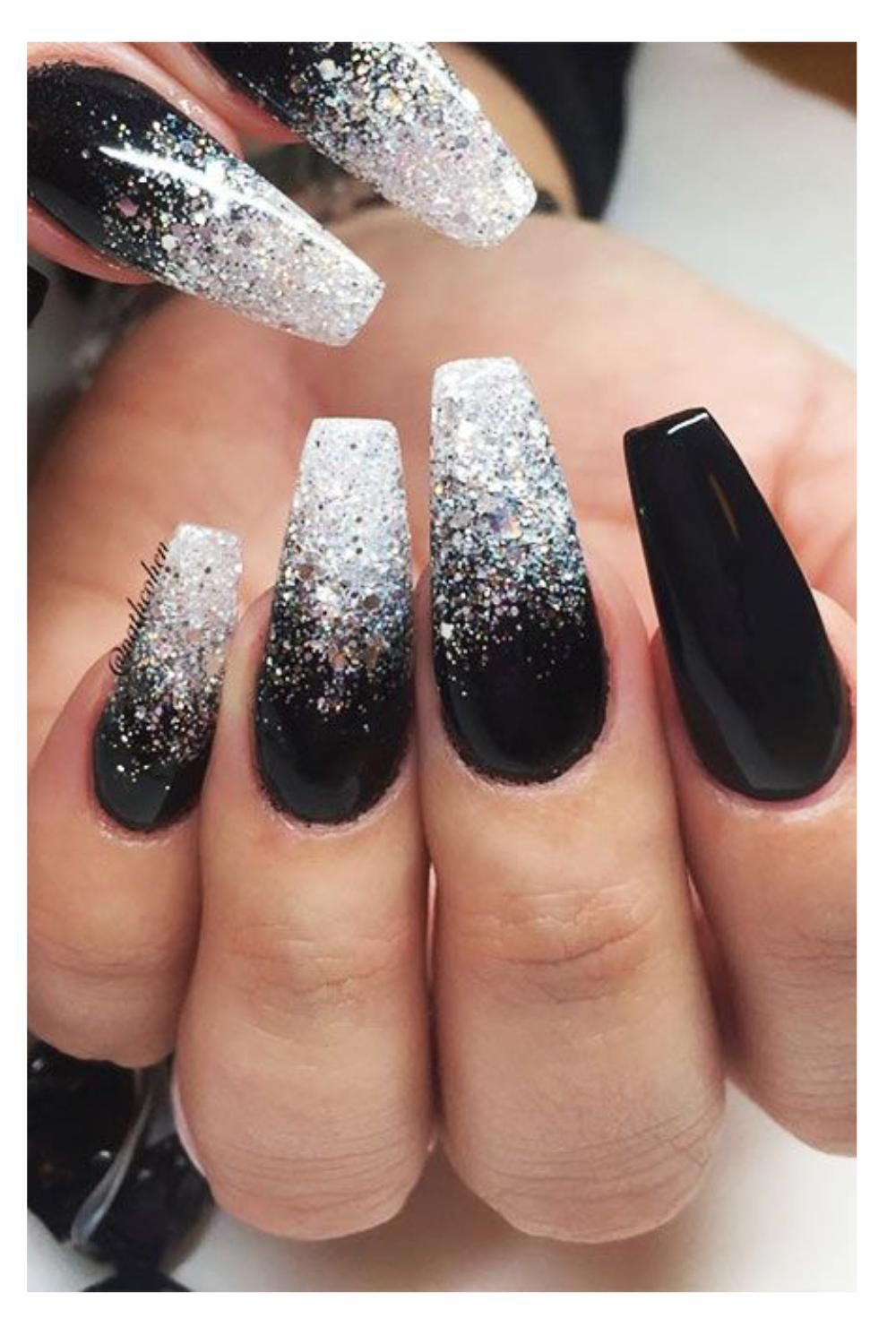 New Years Nails | Get Nails | Love Nails | How To