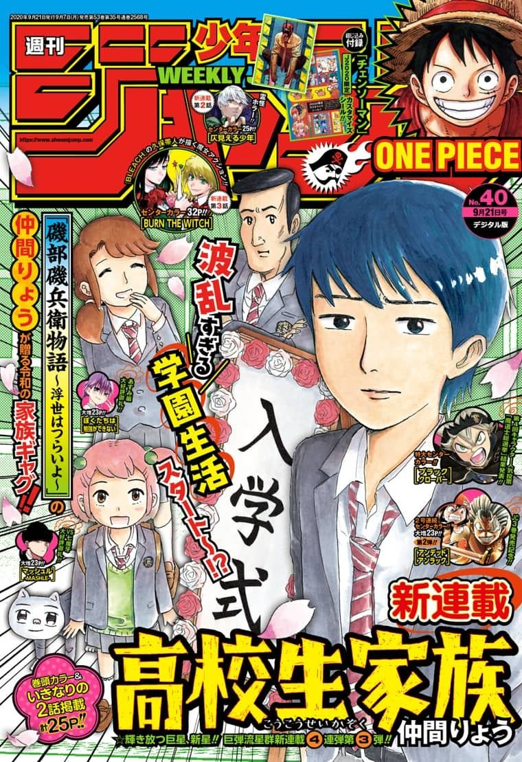 A blog about my interests Photo in 2020 Weekly shonen