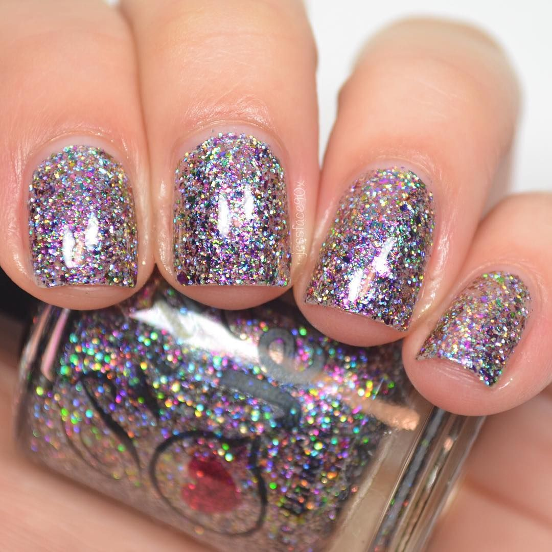 """""""@prettyjellynail """"Celestial"""" from the 3rd Anniversary Trio. I have swatches of his and the rest of the collection on my YouTube channel right now! #notd…"""""""