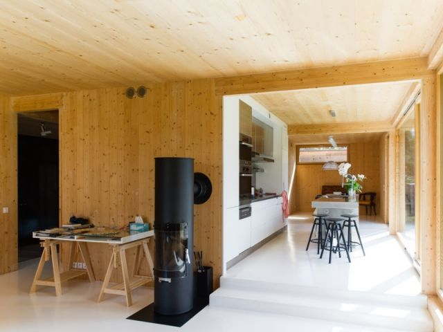 Une maison passive allie inspiration japonaise et performances