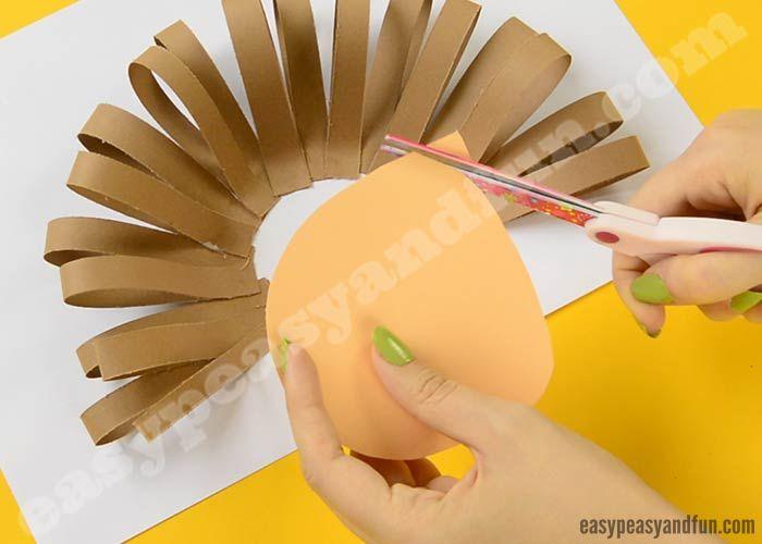 3d paper strip craft