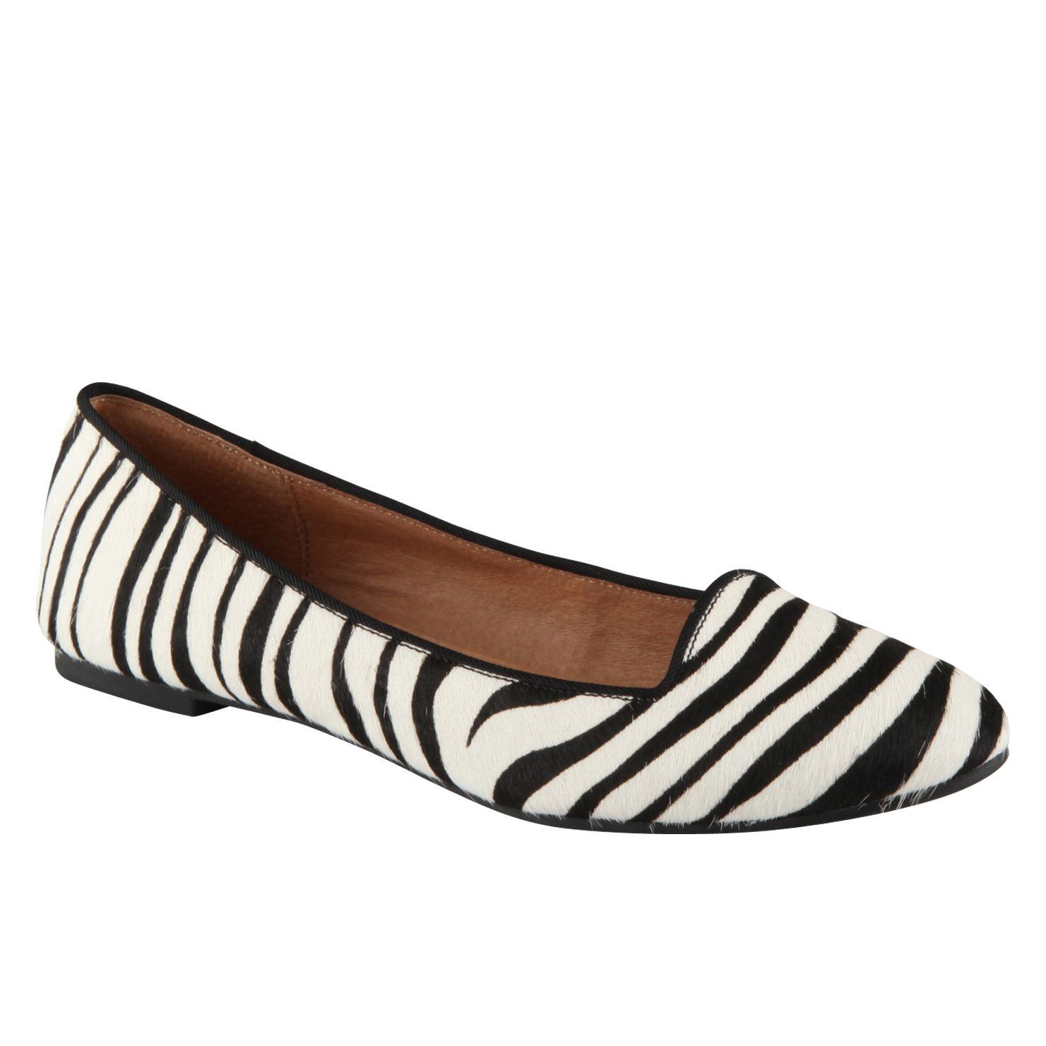 3ba25db1e61 OSTLIE - women s flats shoes for sale at ALDO Shoes. Zebra print loafers!  Change it up and add the zebra in