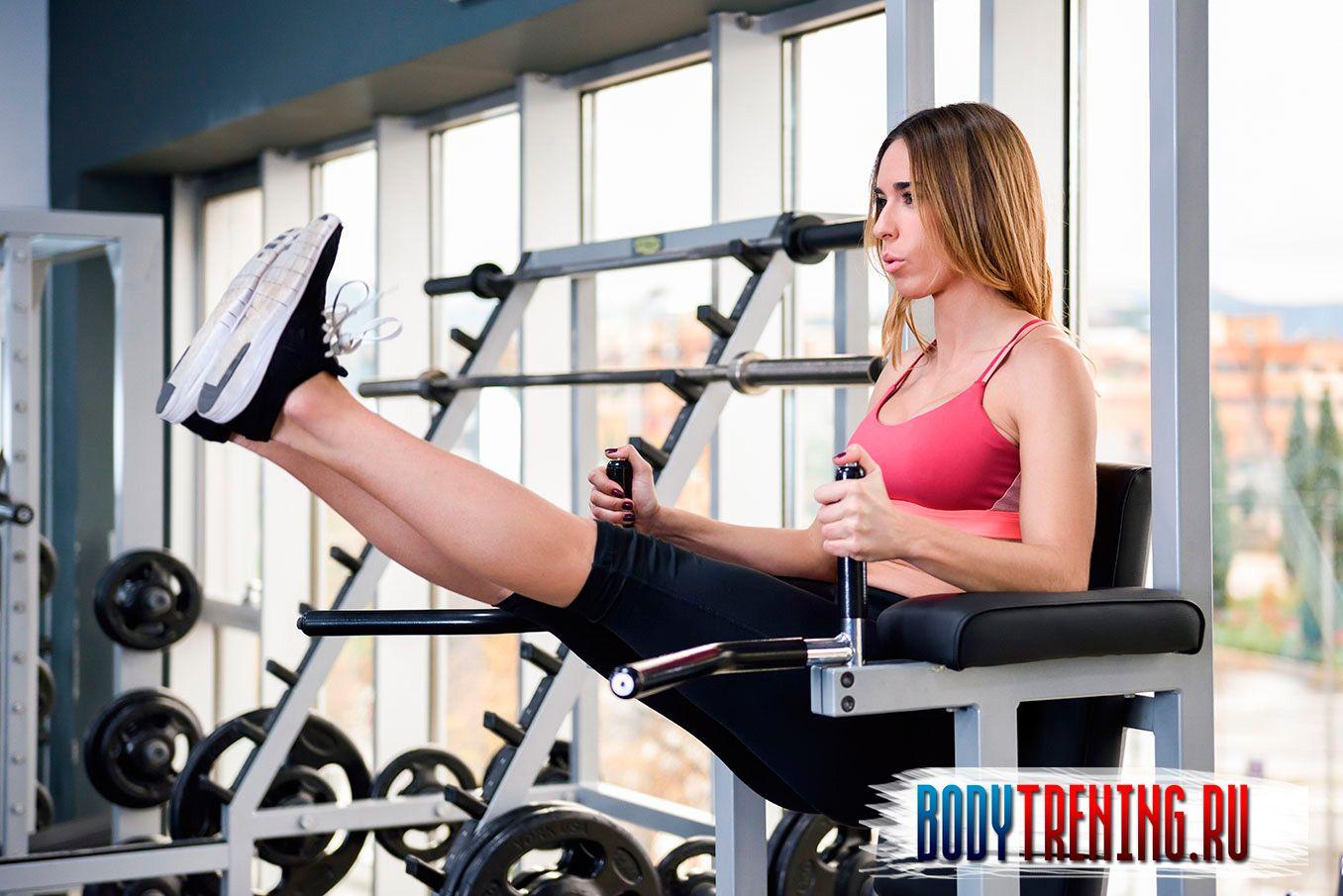 Тренировки для начинающих девушек
