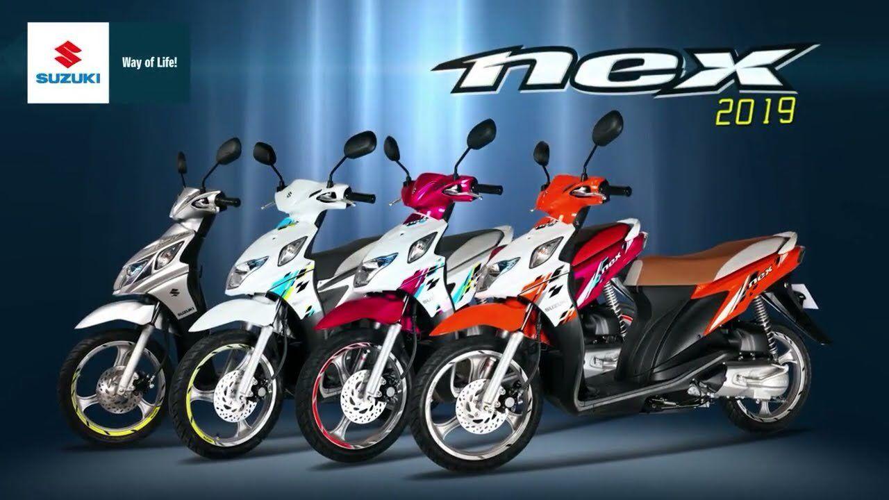 Suzuki Nex 2019 Picture from ចេញហើយ Suzuki Nex សេរី 2019