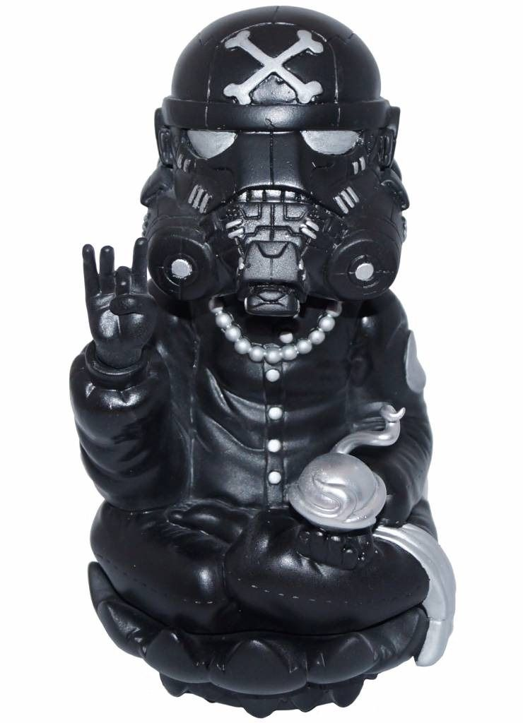 """Black Trooper Lotus"" 