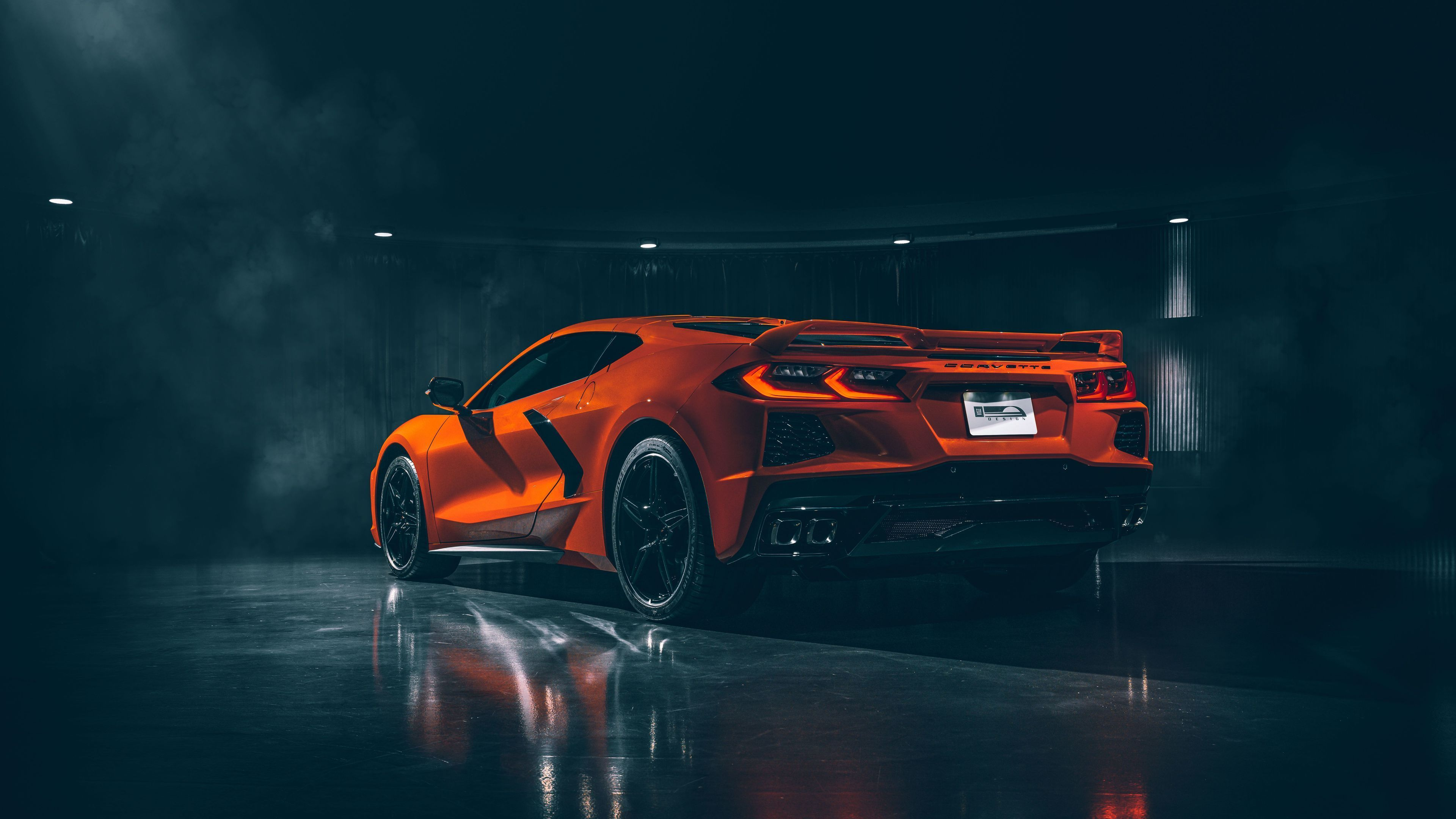 2020 Chevrolet Corvette Stingray C8 Rear Hd Wallpapers Corvette Wallpapers Chevrolet Wallpapers Chevrolet Corvette Stingray C8 Wallpapers Cars Wallpapers 8