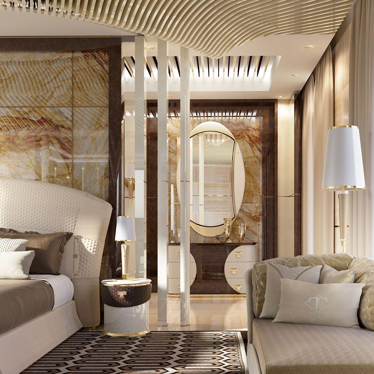 Vogue Collection Www.turri.it Italian Luxury Bedroom Furniture