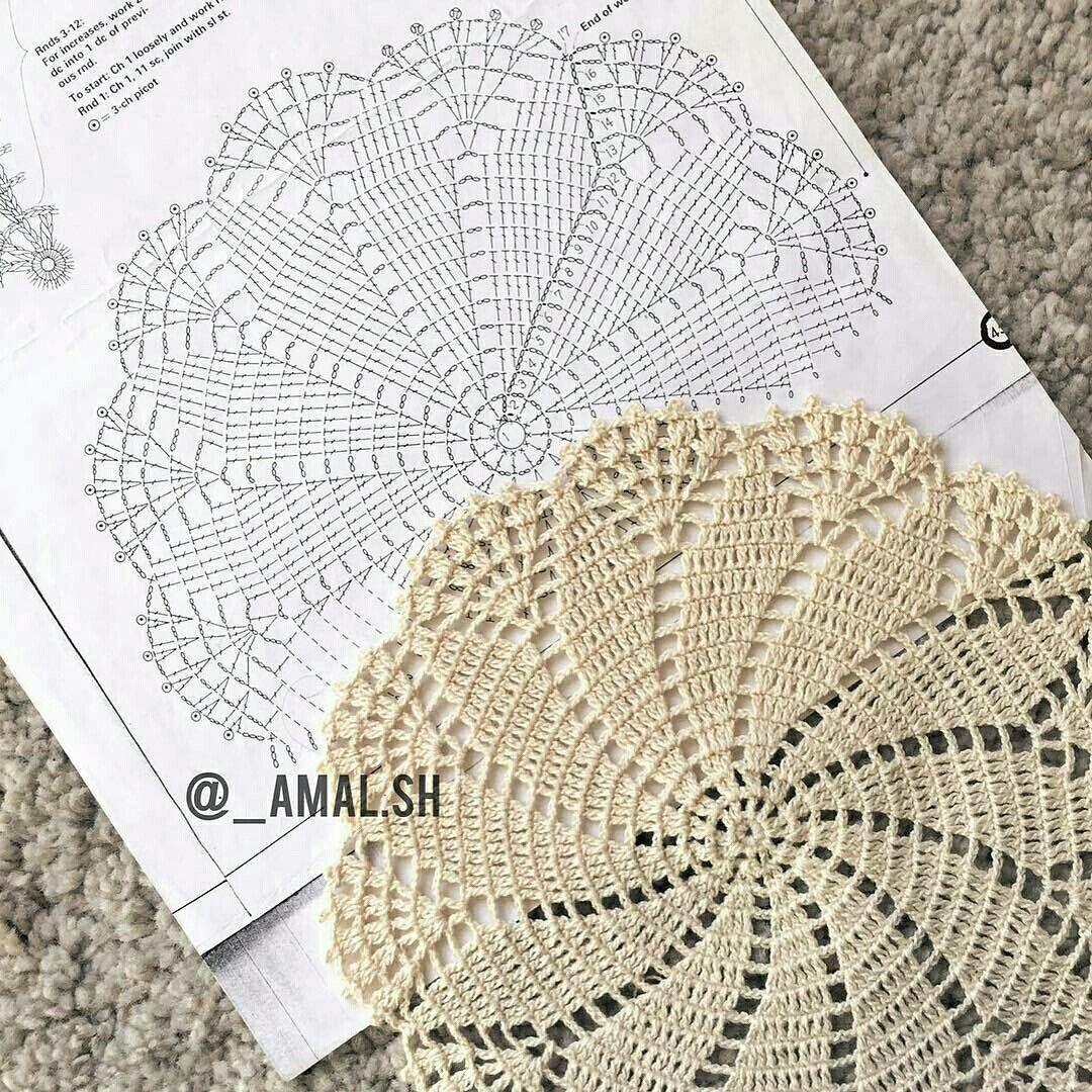 6214076a0d9e7a340dcf3a9a59ef1e3c.jpg (1080×1080) | Crochet ...