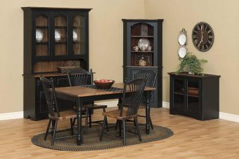 Amish Dining Room Tables Kitchen Furniture In Lancaster Pa