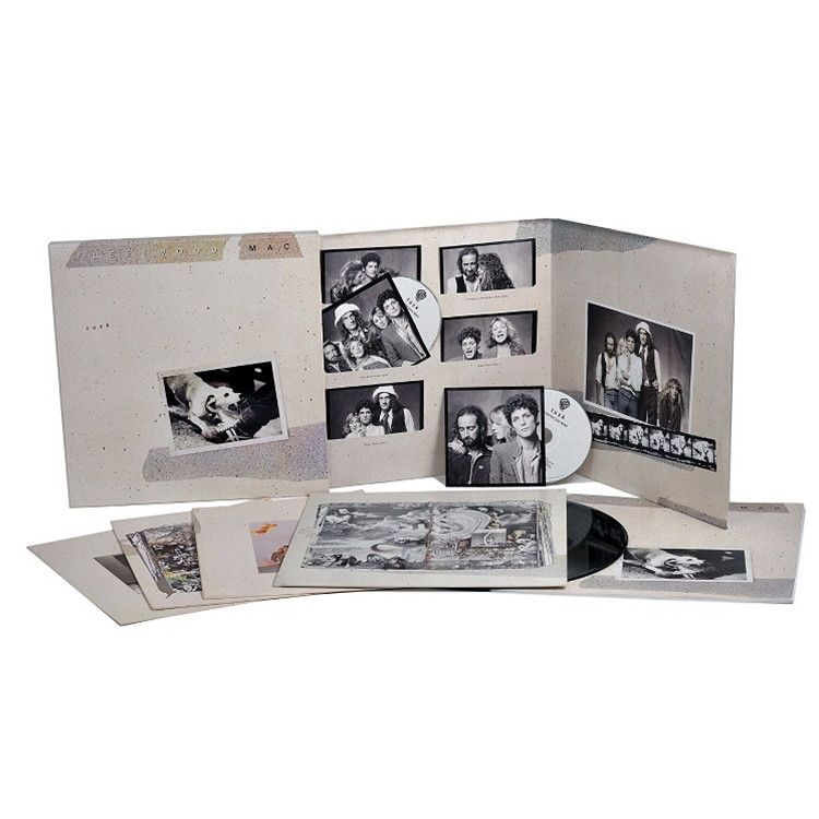 Fleetwood Mac Tusk Deluxe Limited Edition 180g Vinyl 2lp 5cd Dvd A Box Set Out Of Stock Fleetwood Mac Tusk Fleetwood Mac Boxset