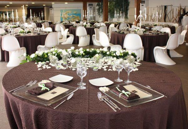 Allestimento tavolo ~ Matrimonio allestimento decorazione tavoli fiori pesca il