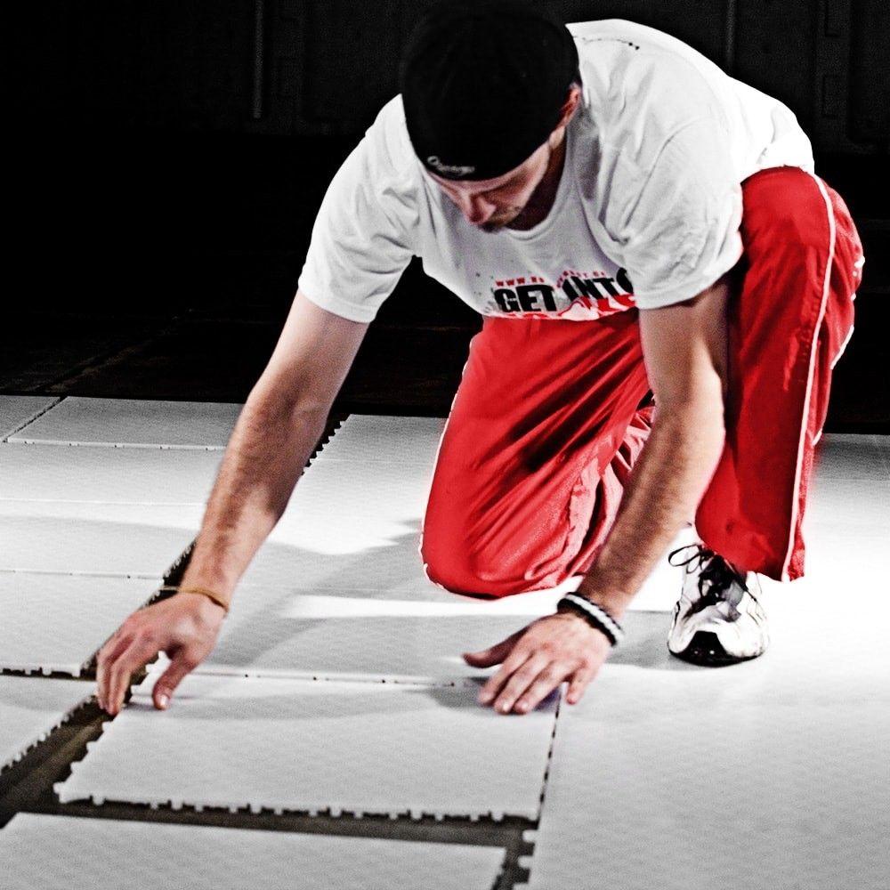 Hs Dryland Flooring Tiles Allstaredition Pinterest Hockey Shot