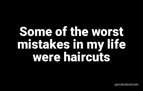 Some of the worst mistakes in